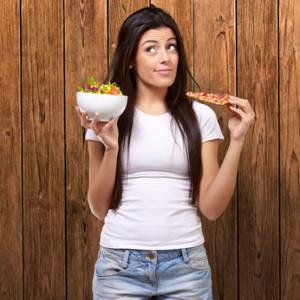 Mit der richtigen und ausgewogenen Ernährung läßt sich dem Jo-Jo-Effekt vorbeugen - Foto: © Aaron Amat - Fotolia.com